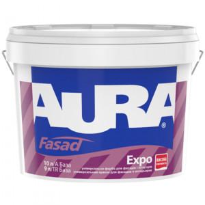 Фарба дисперсійна AURA Fasad Expo 10л