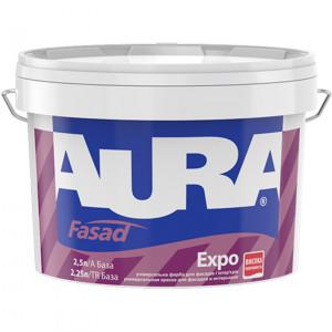 Фарба дисперсійна AURA Fasad Expo  2,5л