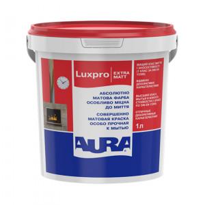 Фарба дисперсійна  AURA Lux Pro Extramatt 1л