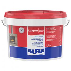 Фарба дисперсійна AURA Lux Pro Extramatt 2,5л