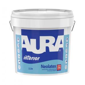 Фарба глибокоматова латексна AURA Neolatex TR 2,25л