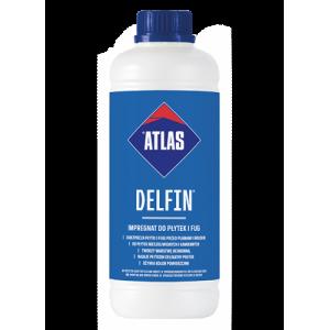Захисний засіб для швів та неглазурованих плиток АТLAS DELFIN 1кг