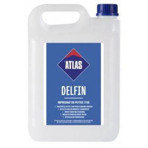 Захисний засіб для швів та неглазурованих плиток АТLAS DELFIN 5кг