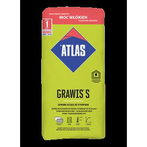 Клей для  приклейки  ATLAS GRAWIS S 25 кг