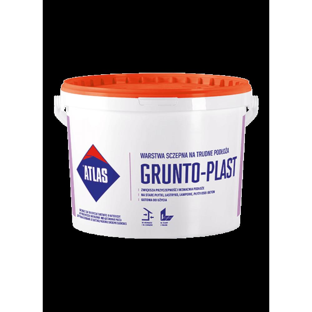 Грунт адгезионный АТLAS GRUNTO-PLAST 5кг