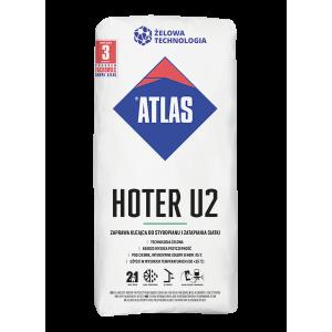 Клей для систем теплоізоляції і сітки  ATLAS HOTER U2 25 кг