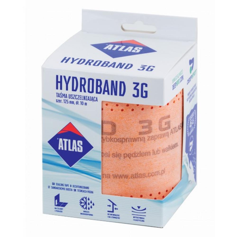 Лента уплотнительная ATLAS HYDROBAND 3G 125мм (50м)