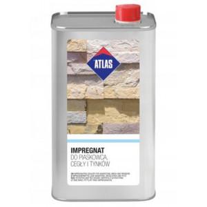Імпрегнат для пісковика,цегли та штукатурки ATLAS SIL 5л.