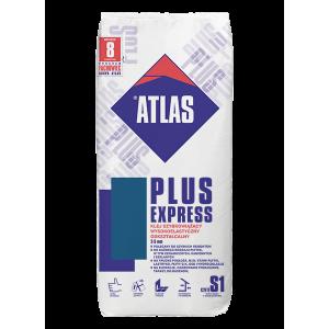 Клей для плитки та каменя АТLAS PLUS EXPRESS еластік 25кг