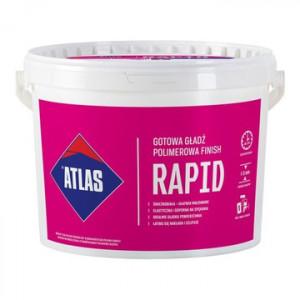 Готова полімерна суміш  RAPID АТLAS 5кг