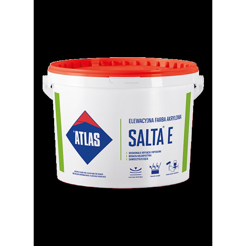 Краска акриловая для фасадов ATLAS SALTA Е 10л.