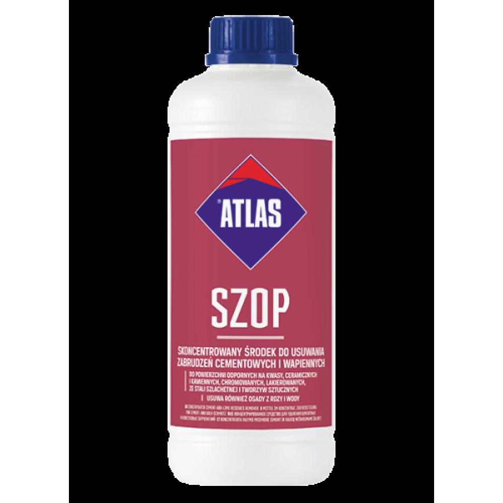 Очищающее средство АТLAS SZOP 1кг
