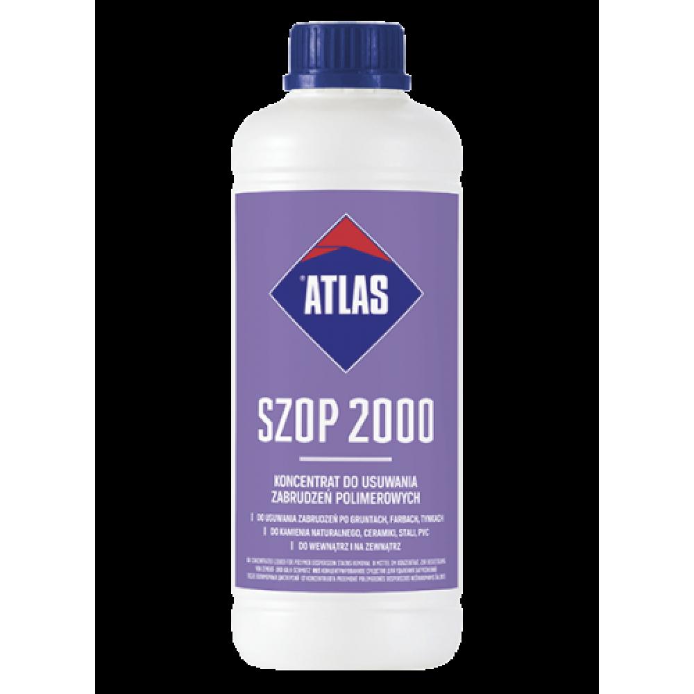 Очищуючий засіб АТLAS SZOP 2000 1кг