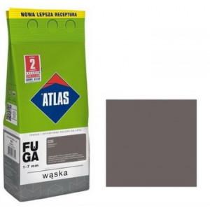Фуга  АТLAS WASKA (1-7mm) 036 темно-сірий 2кг
