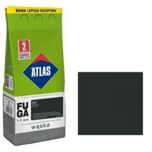 Фуга  АТLAS WASKA (1-7mm) 037 графітовий 2кг