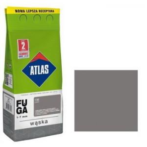 Фуга  АТLAS WASKA (1-7mm) 136 сріблястий 2кг