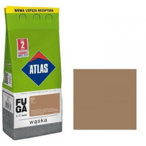 Фуга  АТLAS WASKA (1-7mm) 207 латте 2кг