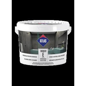 Гідроізоляція елестична водонепроникна маса ATLAS WODER E 2 кг