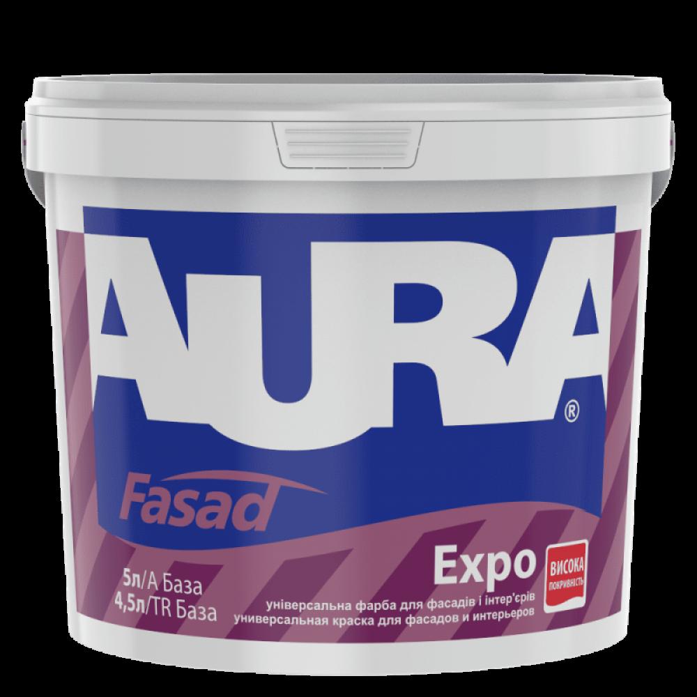 Краска дисперсионная AURA Fasad Expo 5л