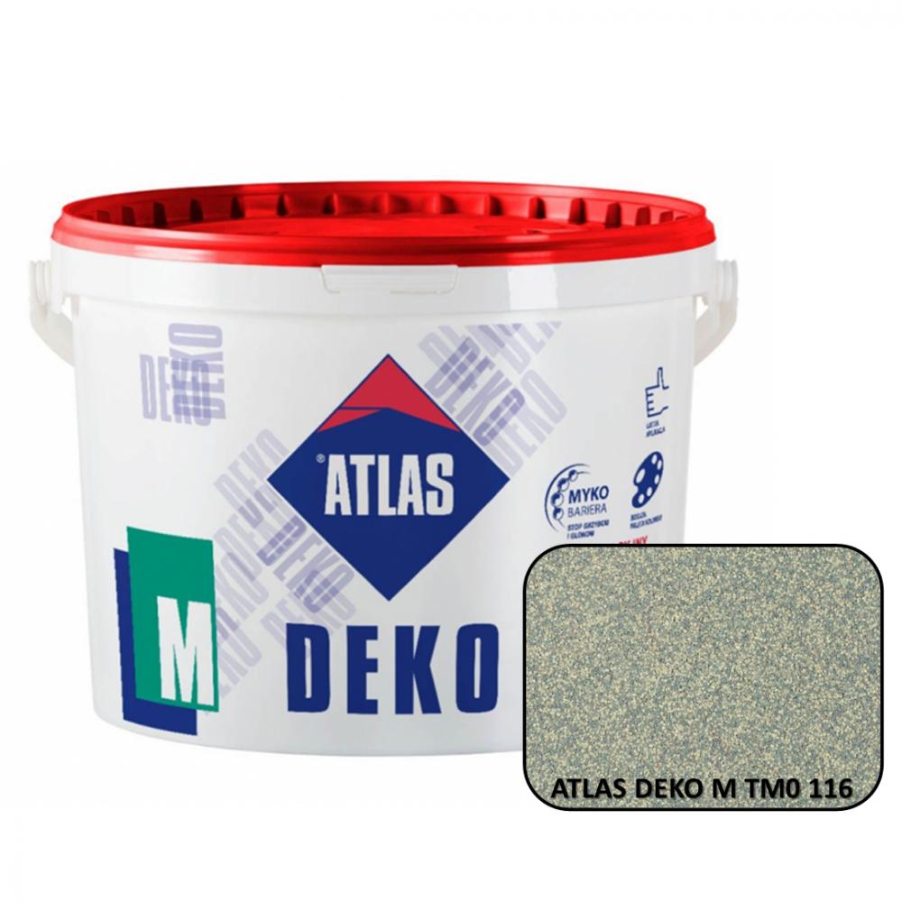 Декоративная мозаичная штукатурка ATLAS DEKO М0 116 25кг.