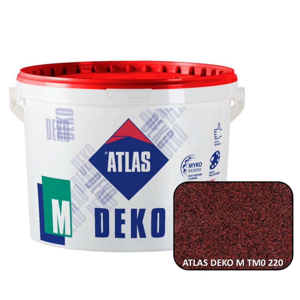 Декоративная мозаичная штукатурка ATLAS DEKO М0 220 25кг.