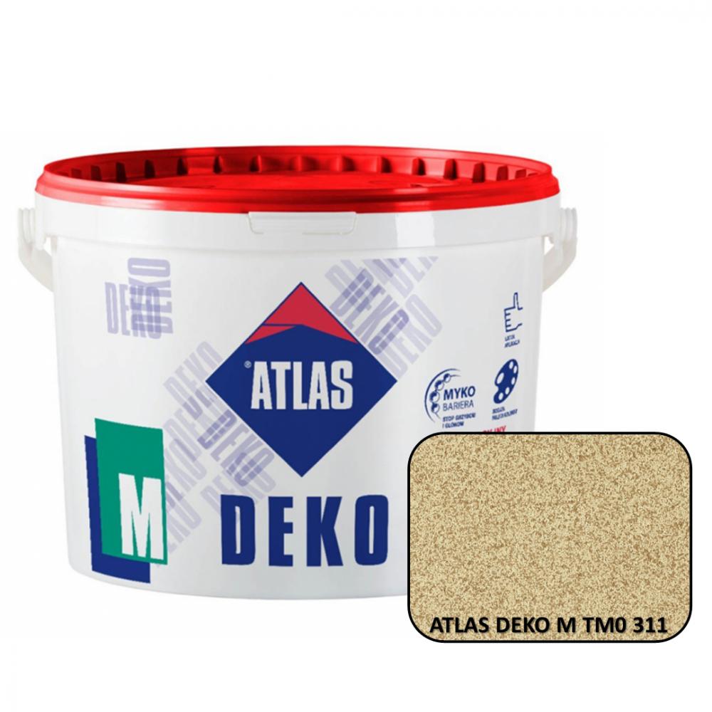 Декоративна мозаїчна штукатурка ATLAS DEKO М0 311 25кг.