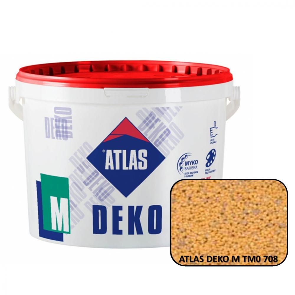Декоративная мозаичная штукатурка ATLAS DEKO М0 708 25кг.