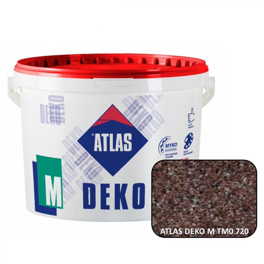 Декоративна мозаїчна штукатурка ATLAS DEKO М0  720 25кг.