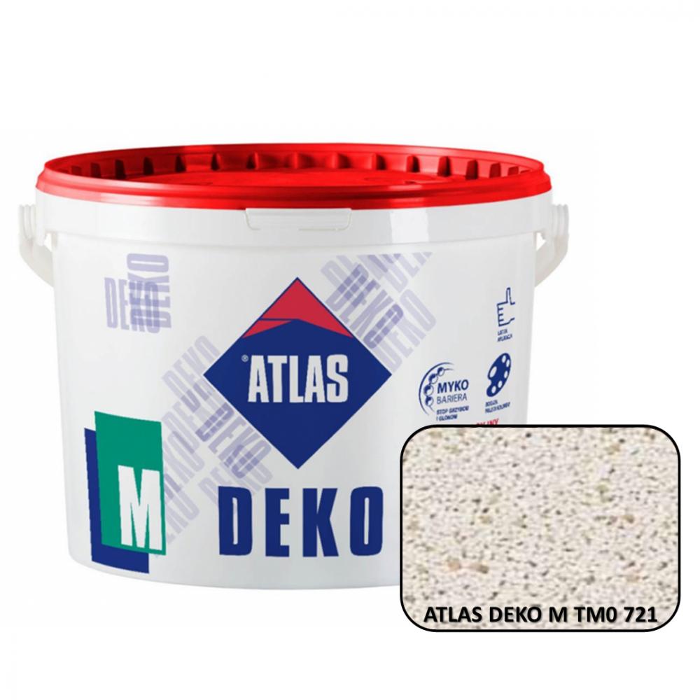 Декоративная мозаичная штукатурка ATLAS DEKO М0 721 25кг.