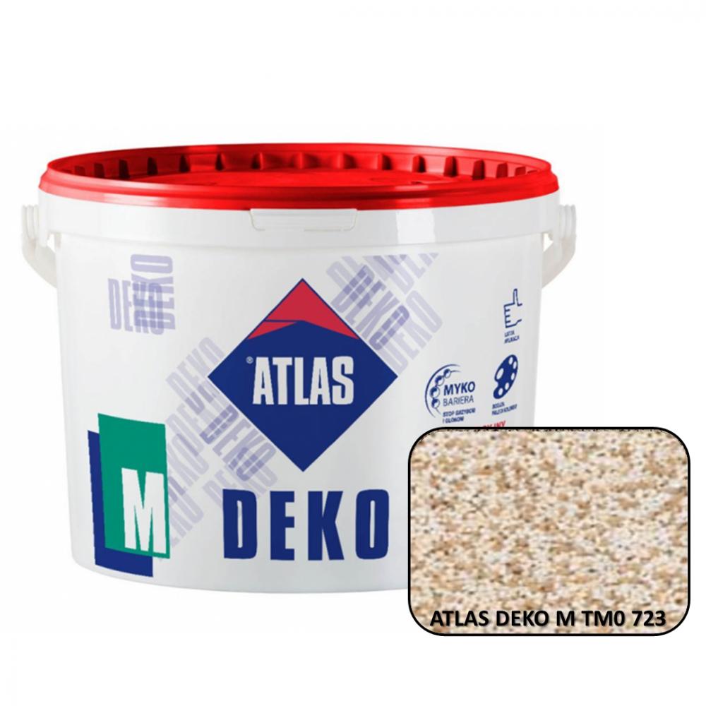 Декоративная мозаичная штукатурка ATLAS DEKO М0 723 25кг.