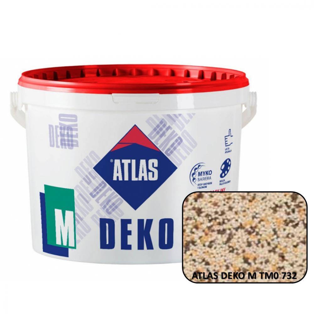 Декоративна мозаїчна штукатурка ATLAS DEKO М0  732 25кг.