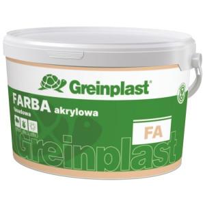 Фарба фасадна акрилова BAZA A GREINPLAST 4,5л