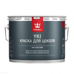 Фарба для цоколя Юкі базіс С матова TIKKURILA 2,7л