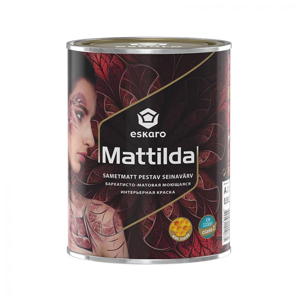Краска глубокоматовая Mattilda ESKARO 0.95л