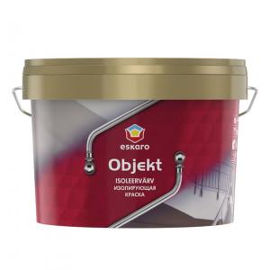 Фарба ізоляційна латексна Objekt ESKARO 2,7л.