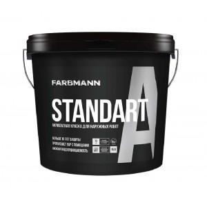 Фарба Колорит Farbmann Standart А база LА 4,5л