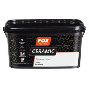 Фарба керамічна 005 Piaski Karaibskie FOX DEKORATOR 1l