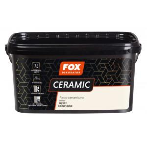Фарба керамічна 003 Wyspy Kanaryiskie FOX DEKORATOR 1l