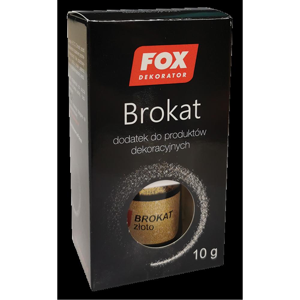 FOX Brokat 10g zloto