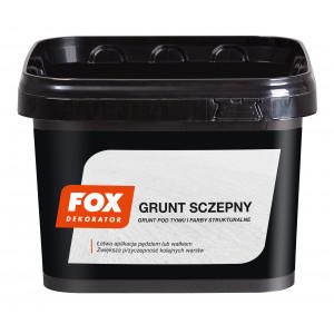 Грунт FOX DEKORATOR GRUNT SCZEPNY UA 3kg