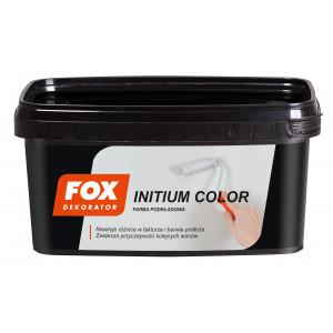 Фарба FOX DEKORATOR INITIUM COLOR UA farba podkladowa szara1L