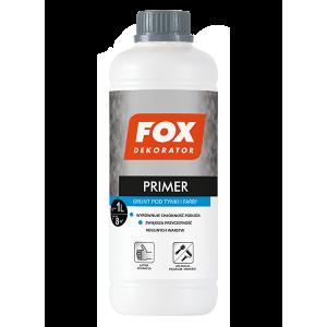 Грунт Primer Fox Dekorator 1 l