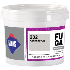 Фуга  ATLAS EPOKSYDOWA  (1-10мм) 202 попелястий 5 кг