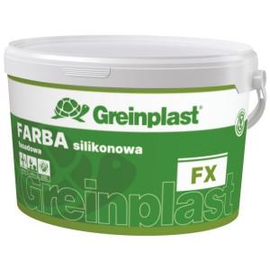 Фарба силіконова фасадна FX BAZA С GREINPLAST 4,5л
