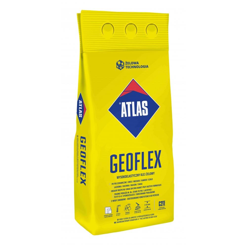 Клей для плитки ATLAS GEOFLEX  5кг