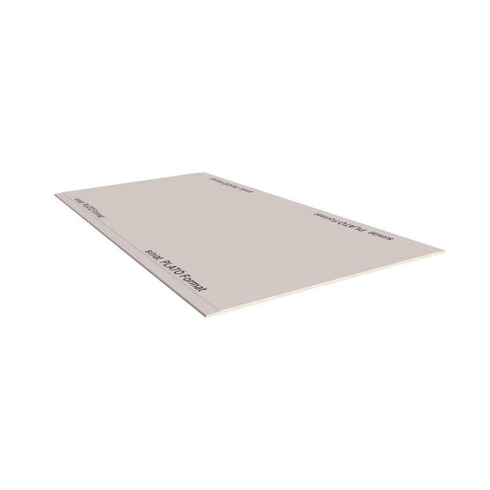 Гіпсокартон Format 1200х2500  Plato 12,5мм