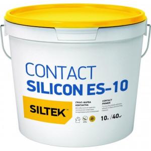 Грунт-фарба контактна силіконова SILTEK 10л