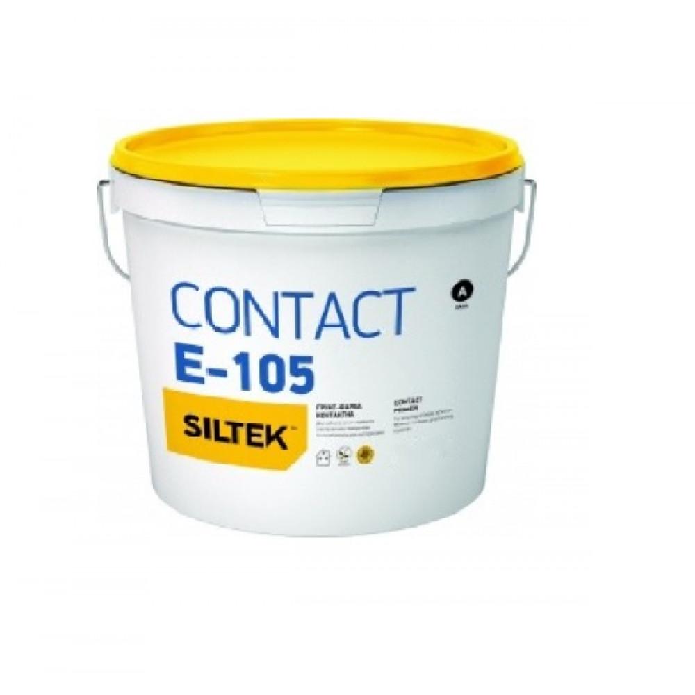Грунт контакт-плюс Е-105 SILTEK  5л