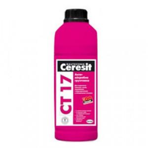 Грунтовка глибокого проникнення СТ17 Ceresit 2л