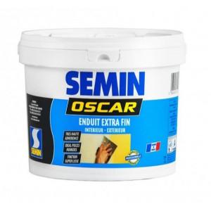 Шпаклівка вологостійка супердрібна OSCAR TM SEMIN, 5кг